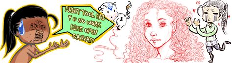 paint tool sai vs photoshop shady squiggles paint tool sai vs open canvas by