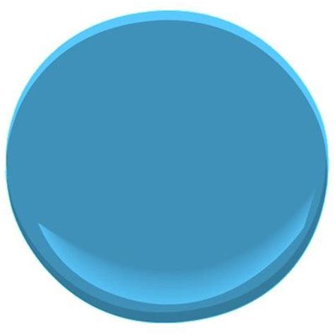 benjamin moore electric blue the second bedroom color for the home pinterest
