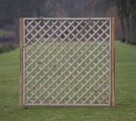 Framed Trellis framed diagonal trellis 180cm