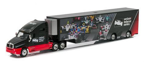 2016 kenworth t2000 greenlight diecast verizon indycar series 2016 kenworth t2000