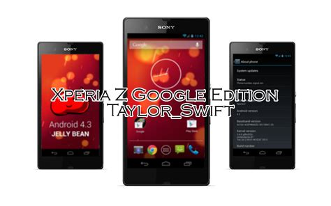 android version 4 3 android 4 3 play edition os version ported to sony xperia z