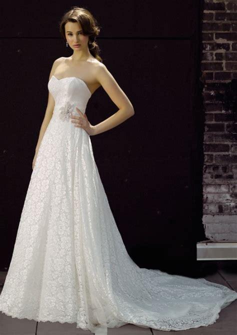 imagenes de vestidos de novia sencillos y bonitos vestidos de novia sencillos pero elegantes