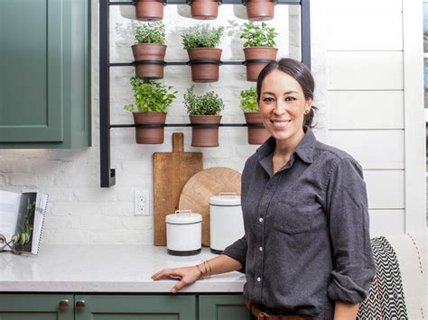 at home joanna gaines container gardening ideas from joanna gaines hgtv s
