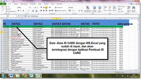 aplikasi membuat id card gratis membuat id card dengan microsoft office publisher