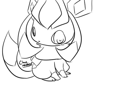 pokemon coloring pages glaceon glaceon coloring pages coloring pages