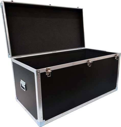 luggage trunks lightweight storage trunk flight case equipment box