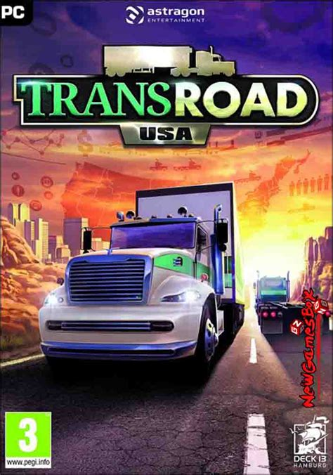 full version pc games setup download transroad usa free download full version pc game setup