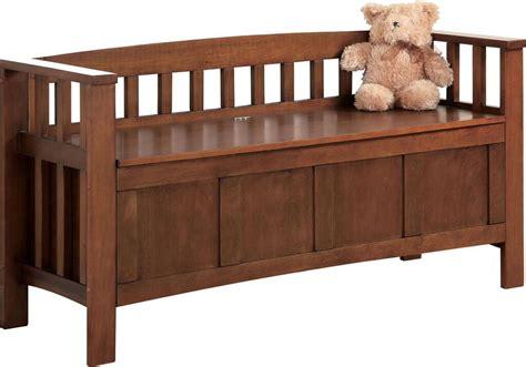 cedar storage bench brown wooden storage bench