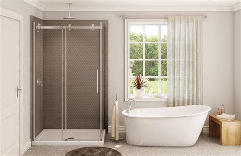 maax halo shower door product image
