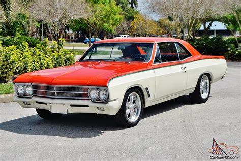 spectacular show car 1966 buick custom 455 v 8 2 speed