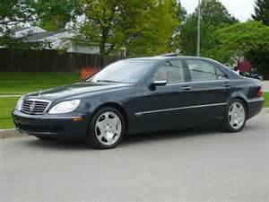 2003 Mercedes S600 2003 Mercedes S600 493hp 590ft Lb Torque Bi Turbo 5