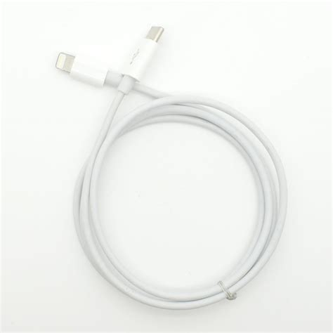 Kabel Usb Apple apple kabel lightning usb type c white jakartanotebook