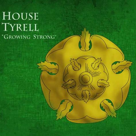 House Tyrell by Quiz Which Of Thrones House Do You Belong In