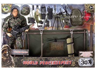 Power Team World Peacekeepers Sniper Jungle world peacekeepers power team navy seals figures