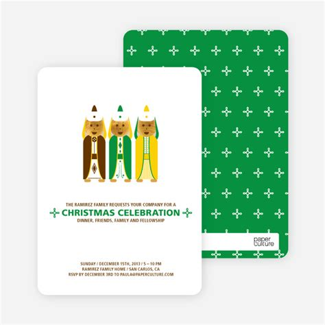 religious christmas cards and invitations paper culture