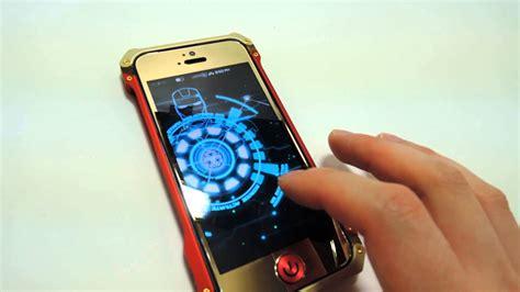 iphones ironman jarvis theme youtube