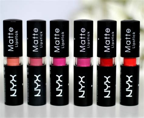 Lipstik Nyx Review the 5 products you are missing in your