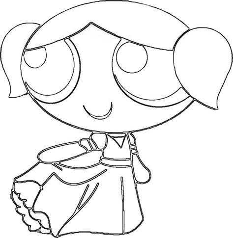 powerpuff girls coloring pages free printable pictures