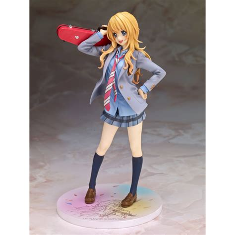 Pvc Figure Kaori Miyazono Misb your lie in april kaori miyazono figure premium box figure