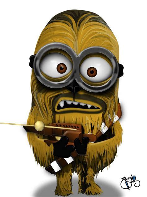imagenes minions divertidas chewbacca como minion humor e im 225 genes divertidas