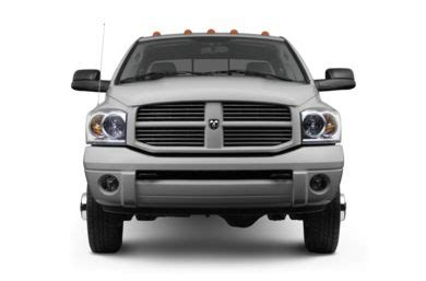 dodge ram safety rating 2007 dodge ram 3500 specs safety rating mpg carsdirect