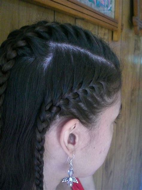 diy elven hairstyles elf elves hair braid french lotr lord rings hair