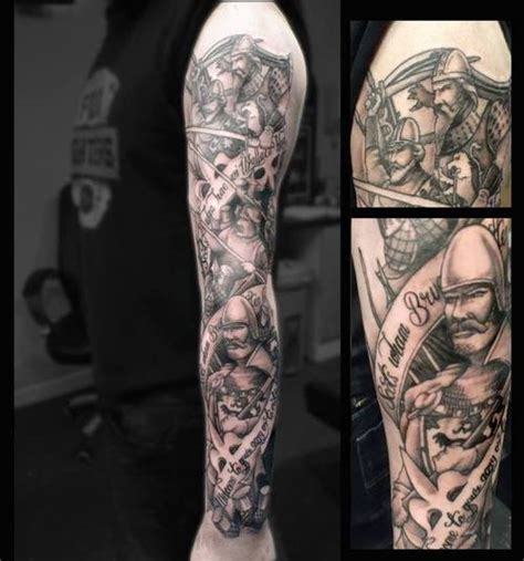 biomechanical tattoo scotland scottish sleeve tattoo picture at checkoutmyink com