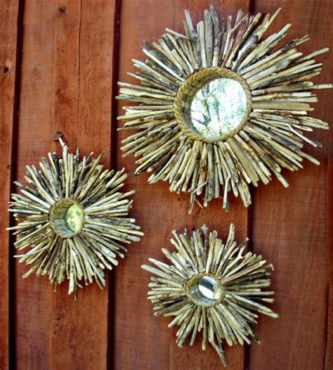 driftwood ls for sale baja sunburst driftwood trio of mirrors for sale cottage