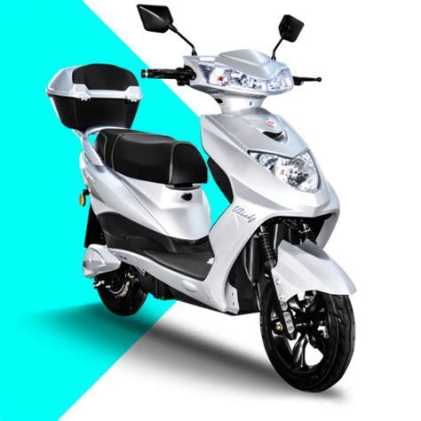 scooter kampanya yuki motor elektrikli scooter