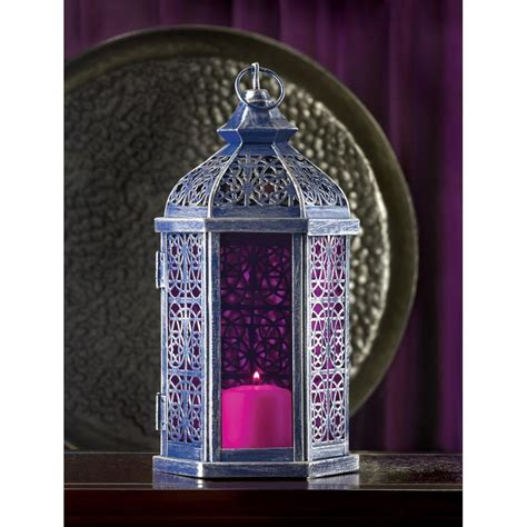 moroccan lantern centerpiece 15 lot purple moroccan candle holder l lantern wedding centerpieces re 299 ebay