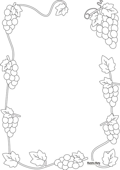 cornici autunno cornicette per l autunno maestra