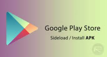 where does play store apk files play store apk link version update redmond pie