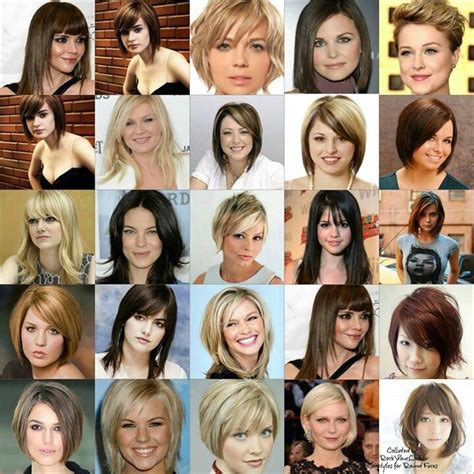 hairstyle for shape 86 best images about shape hairstyle on