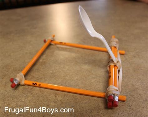 Handmade Catapult - corn catapults four ways to build a catapult out