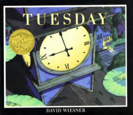 tuesday by david wiesner lesson ideas the writer side