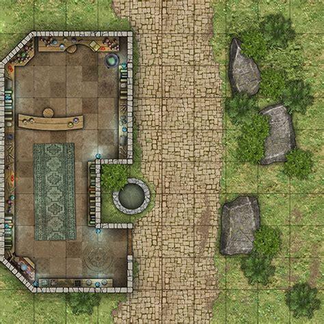 Cabin Layouts tavern heroic maps