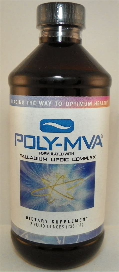 Poly Mba by Poly Mva 8 Oz The Third Opinion Inc