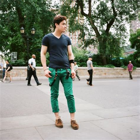 light green jeans mens light green pants men pi pants