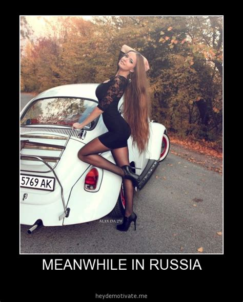Russian Girl Meme - meanwhile in russia barnorama
