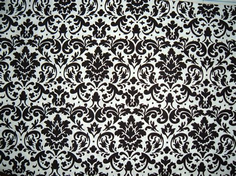 damask curtains black and white black and white damask curtain set window by gracielousgoodies