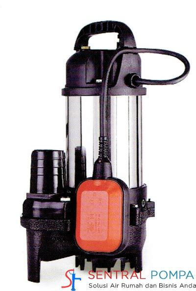 Pompa Celup 750w pompa celup vortex 750 watt pdv 750 ea otomatis