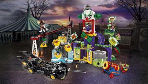 Lego Dc Heroes Batman 76035 Jokerland lego 76035 jokerland prix briqueo