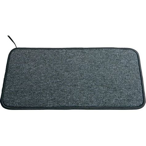 Carpet Heating Mats by Heated Floor Mat Cool Heated Flooring Tile Flooring
