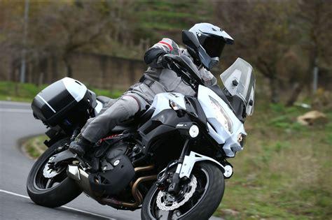 Motorrad Kawasaki Versys 650 by Kawasaki Versys 650 Test 2015 Motorrad Fotos Motorrad Bilder