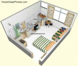 2 Bedroom Apartments In Seattle small apartment design with floor plan