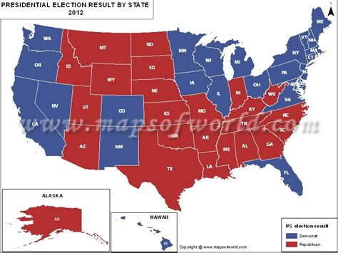 usa states voting map best and worst american states in your opinion page 4