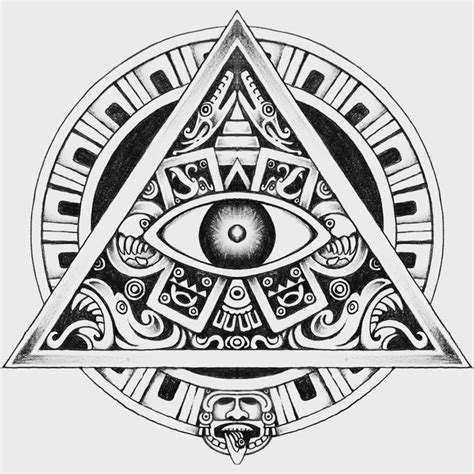 tattoo mandala illuminati mais de 1000 ideias sobre illuminati tattoo no pinterest