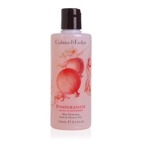 Skin Cleanse Detox by Pomegranate Argan Grapeseed Skin Cleansing Bath