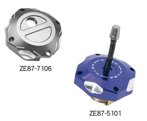 Zeta Motorradteile by Zeta Tankdeckel F 252 R Trail Ze87 7106