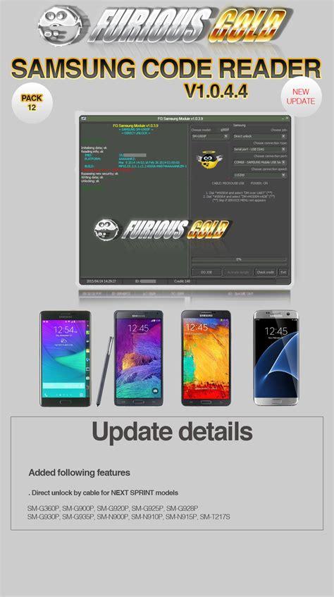 0 Samsung Code Firmware Flashfile Stockrom Samsung Code Reader V1 0 4 4 Pack12
